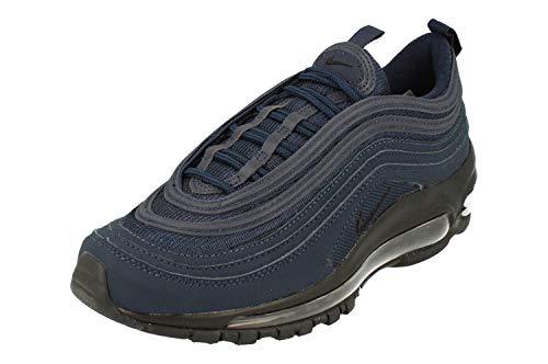 Nike Air Max 97 (GS), Scarpe da Fitness, Multicolore (Obsidian/Black/Midnight Navy 403), 36.5 EU