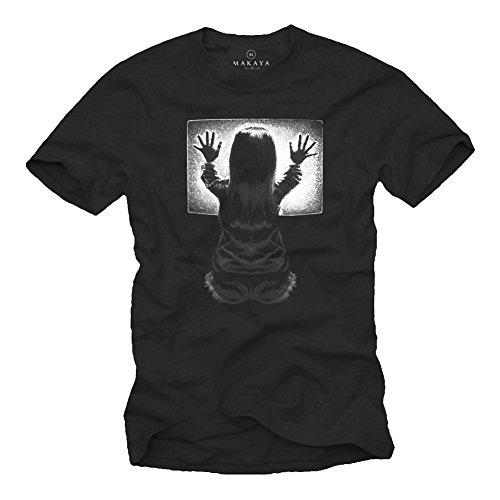 MAKAYA Camiseta de Pelicula -...
