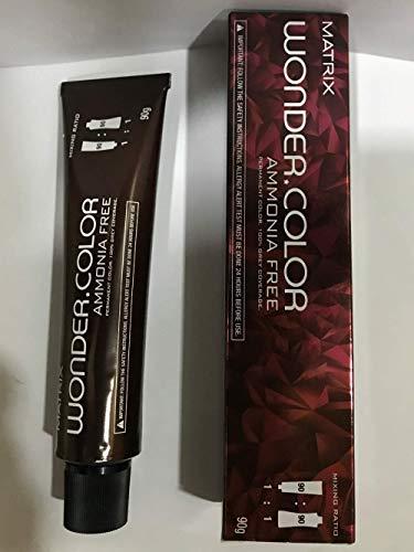 Matrix Wonder Color Ammonia Free 4.56 (Brown with Mahogany Red)