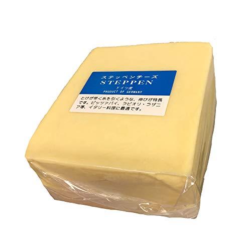 三祐 ドイツ産 ステッペンチーズ 1kgカット