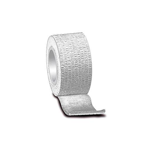 Schnellverband First Aid Aqua-Elastik 3 cm x 7 m - Wasserabweisend und elastisch, Farbe:weiß