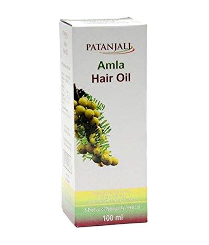 Patanjali Amla Hair Oil - 100 ml
