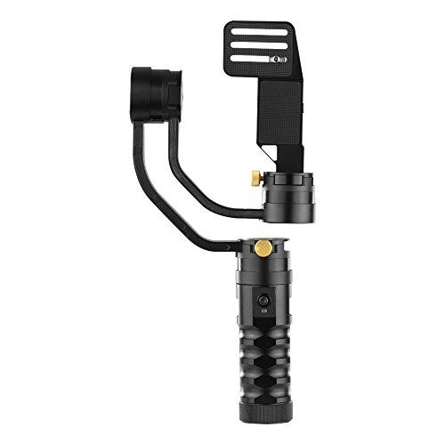Andoer AFI VS-3SD - Estabilizador de mano de 3 ejes sin escobillas para Canon 5D 6D 7D para Sony A7 A7II A7R A7R2 A7S A7SII GH4 DSLR y cámara sin espejo peso 1,7 kg