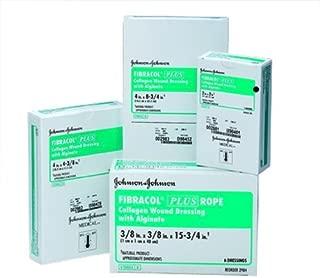 Fibracol Plus Collagen Wound Dressing with Alginate - 4 x 8 3/4