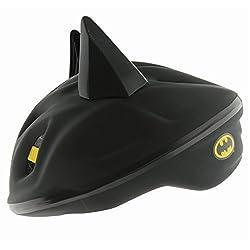DC Comics 3D Batman Bat Ears Safety Helmet Kids Quick Release Head Size 53-56cm