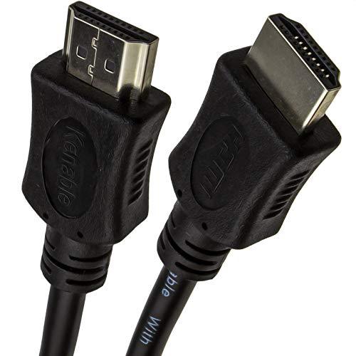 HDMI Alto Velocidad 1080p Cielo HD/PS3/TV Seleccionados Cable 0,5 m 50 cm...