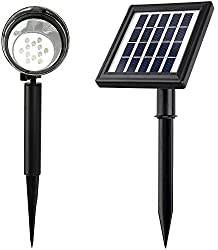 Outdoor Solar Lights Tiki Torches Path And Floating Lights