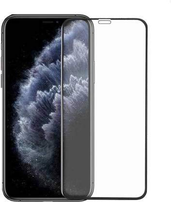 Macberry Tempered Glass/Screen Guard for Apple Iphone X