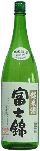 富士錦酒造 富士錦 純米酒 1.8L [1307]