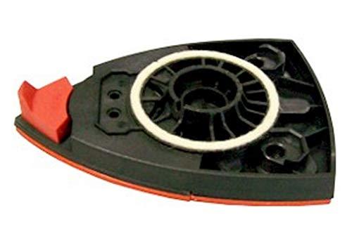 Bosch Original-Ersatz-Schleifplatte, für Bosch PSM 160A Schleifmaschine, Bosch-Teilenummer 2609001000, inkl. Cadbury Schokoriegel
