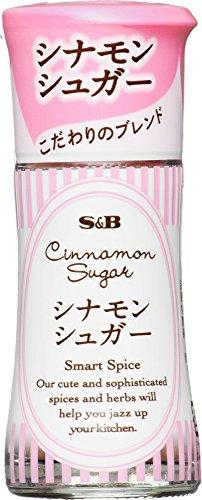 S&B(エスビー) スマートスパイス シナモンシュガー