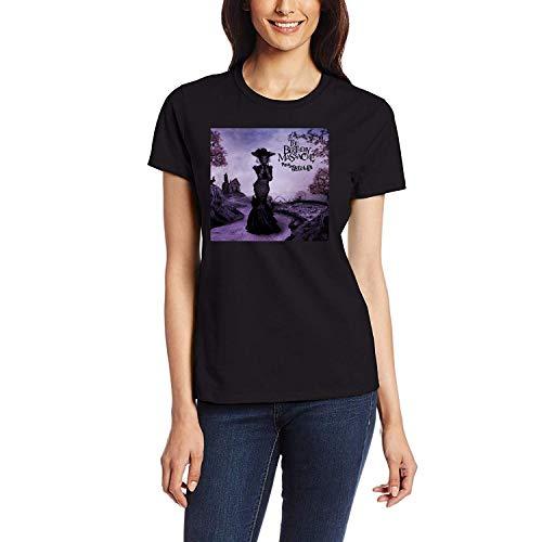 AAAFOUR Women's/Damen The Birthday Massacre Pins and Needles Cotton Neck T-Shirt