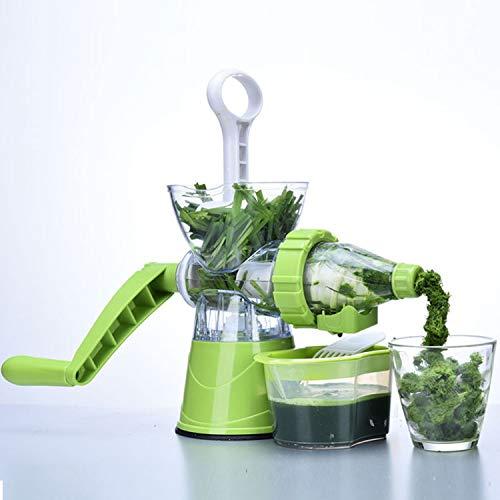 SISHUINIANHUA Multifunktions Tragbare DIY Manuellen Juicer Frischen Apfel Orange Quecke Entsafter Maschine Gesundheit Küchenhelfer
