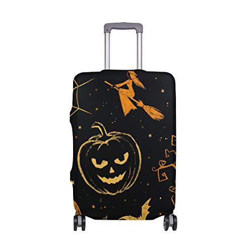 FANTAZIO - Funda Protectora para Maleta, diseño de Halloween