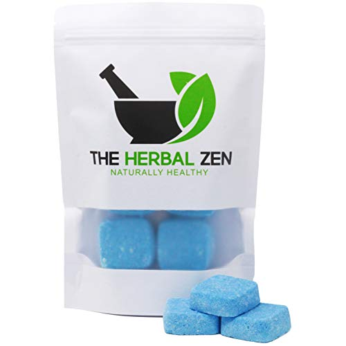 Cold Kicker Shower Steamers with Peppermint and Eucalyptus Essential Oil Aromatherapy Shower Bombs for Congestion by The Herbal Zen