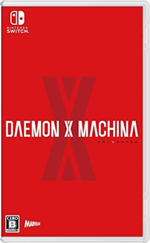 DAEMON X MACHINA(デモンエクスマキナ)-Switch