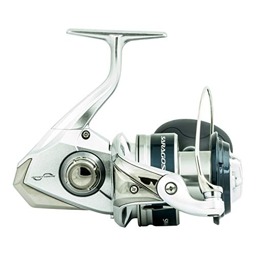 Shimano Saragosa SW A Saltwater Spinning Reel, SRG6000SWAHG