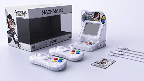 SNK NEO GEO - Haohmaru, Mini Samurai Showdown Limited Edition Bundle (Neo Geo)