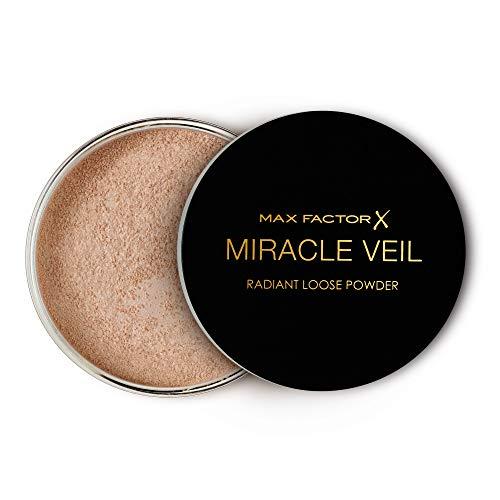 Max Factor Miracle Veil Radiant Loose Face Powder, Transparent 4g