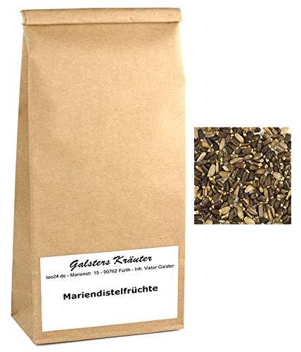 300g Mariendistelfrüchte Mariendistelsamen Mariendistelkörner | Galsters Kräuter