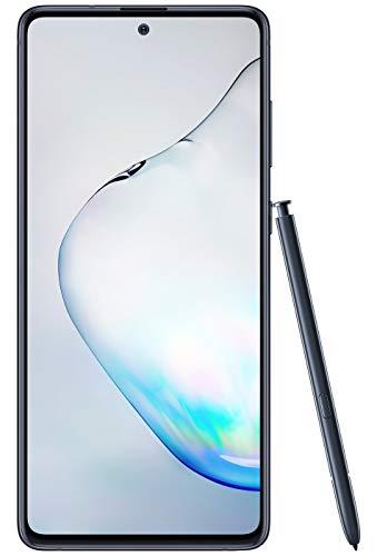 Samsung Galaxy Note10 Lite (Aura Black, 6GB RAM, 128GB Storage)with No Cost EMI/Additional Exchange Offers