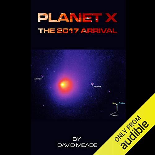 Planet X Titelbild