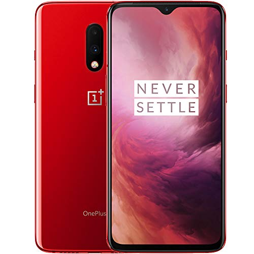 OnePlus 7 (Red, 8GB RAM, Optic AMOLED Display,...