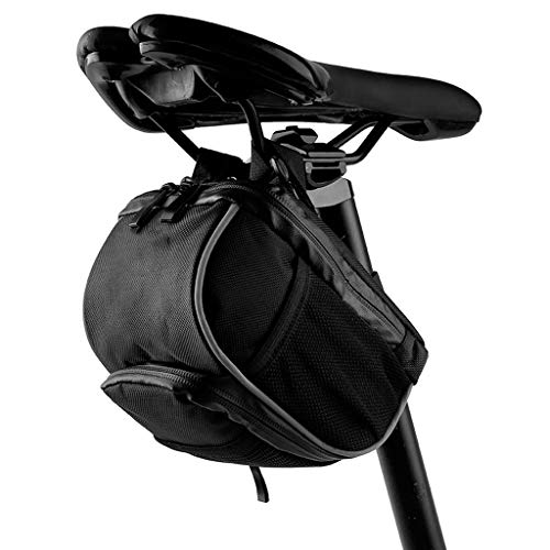 alforjas bicicleta Asiento delantero del bolso posterior de la bicicleta bolsa de montar a caballo Frente a prueba de agua Marco Superior del tubo del frente del manillar de haz bolsa de la bici del c
