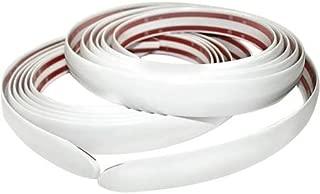 Cowles 3342402 Protekto-Trim Body Side Moldings, White