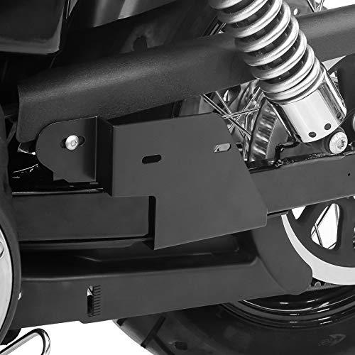 Soprte de alforjas basculante Compatible para Harley Davidson Dyna 96-17 Maleta Lateral