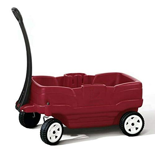 Learn More About Neighborhood Wagon - Kids Red Wagon | AKUnlimited
