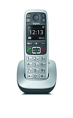 Gigaset S30852-H2708-C101 E560 Telefone Silber