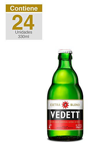 Vedett EXTRA BLOND 5,2° alc. // 33CL // (1)