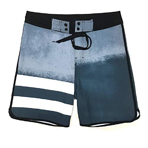 U/A - Pantaloni e pantaloncini da surf da uomo ad asciugatura rapida Quattro 52