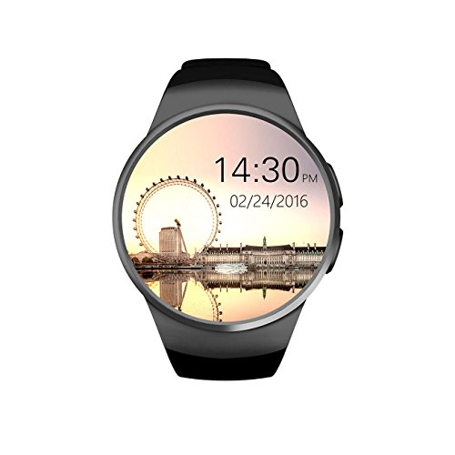Wasserdichte Bluetooth Smart Watch Herzfrequenz Monitor Anti-Lost Sync Benachrichtigungen Sleep Monitor Pedometer Smartwatch