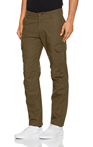 Dickies Edwardsport, Pantalones para Hombre, Verde (Dark Olive), No Aplicable...