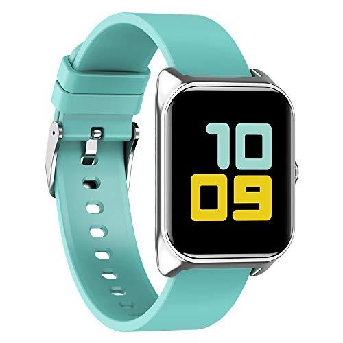 Reloj Inteligente de Moda para Mujer Pulsera Encantadora Monitor de Ritmo cardíaco Monitoreo del sueño Smartwatch Connect iOS Android PK S3 Band