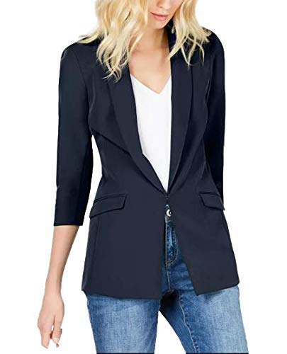 Inc International Concepts Menswear Blazer, Created for Macy's, Deep Twilight Medium