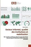 Secteur informel, qualité des institutions et mobilisation
