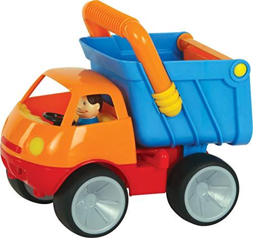 Gowi 560-48 Kipper ohne Anhänger, Fahrzeuge