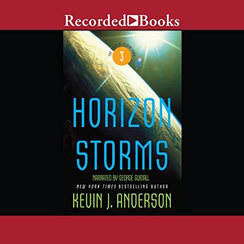 Horizon Storms (International Edition) cover art
