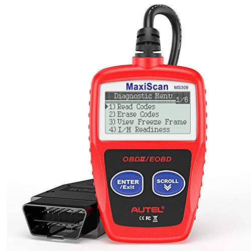 Autel AL301 Autolink Lector de código de coche, herramienta de diagnóstico...