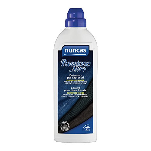 Nuncas Passione Nero detergente capi scuri - 750 ml