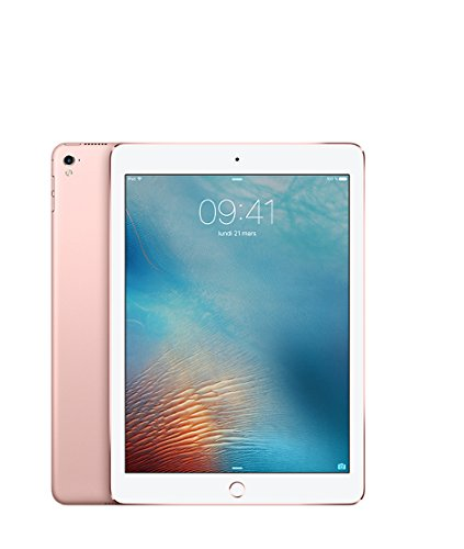Apple iPad Pro tablet A9X 32 GB 3G 4G Rosa