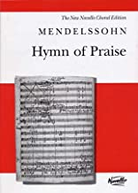Hymn of Praise (): Vocal Score