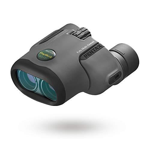 PENTAX 双眼鏡 PAPILIOII8.5×21 最短50cmでピントが合う単眼鏡としても使える2way双眼鏡 美術館 フルマルチコーティング 高級プリズムBak4搭載 (8.5倍) メーカー保証1年 ペンタックス 62002