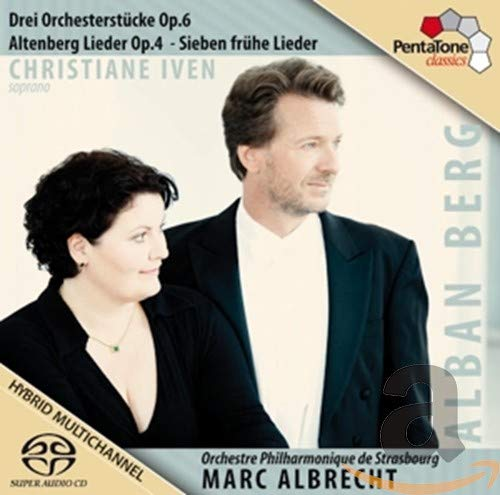 Orchesterstücke/Orchesterlieder