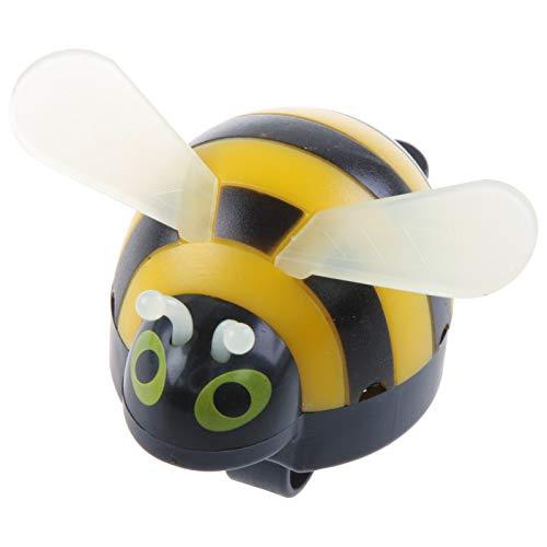 LIIX Yellow Bee Bienen Klingel