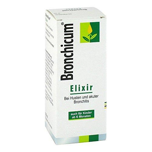 Bronchicum Elixir bei Husten und akuter Bronchitis, 250 ml Lösung