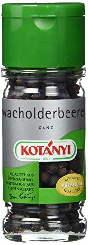 Kotanyi Wacholderbeeren, 4er Pack (4 x 32 g)